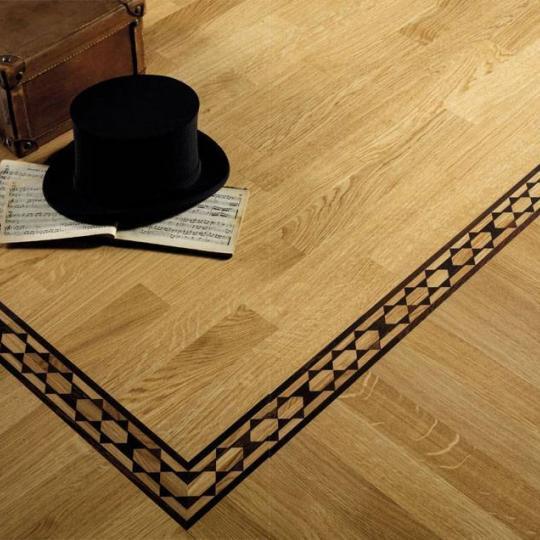 Decorazioni pavimento: Spandrio